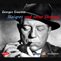 Maigret und seine Skrupel (MP3-Download) - Westphal, Gert; Simenon, Georges