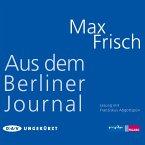 Aus dem Berliner Journal (MP3-Download)