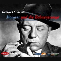 Maigret und die Bohnenstange (MP3-Download) - Westphal, Gert; Simenon, Georges