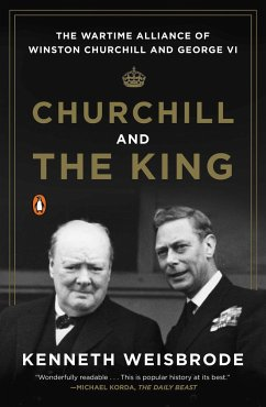 Churchill And The King - Weisbrode, Kenneth