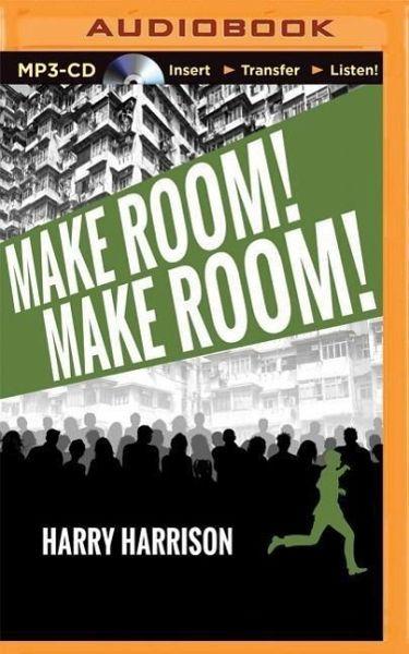 Harry Harrison Make Room Epub