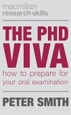 The PhD Viva