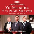 Yes Minister & Yes Prime Minister: The Complete Audio Collection, 20 Audio-CDs