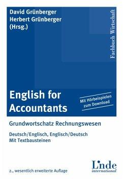 English for Accountants (eBook, PDF)
