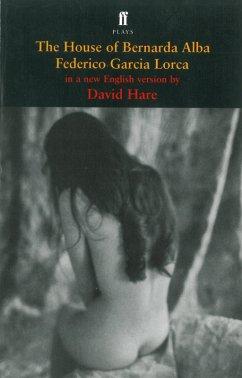 The House of Bernarda Alba (eBook, ePUB) - Lorca, Federico Garcia