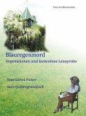 Blauregenmord - Impressionen und kostenlose Leseprobe (eBook, ePUB)