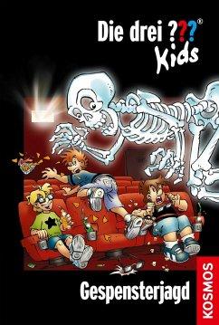Gespensterjagd / Die drei Fragezeichen-Kids Bd.60 (eBook, ePUB) - Blanck, Ulf