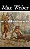 Agrarverhältnisse im Altertum (eBook, ePUB)