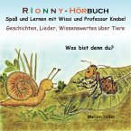 RIONNY Hörbuch: Was bist denn du? (MP3-Download)