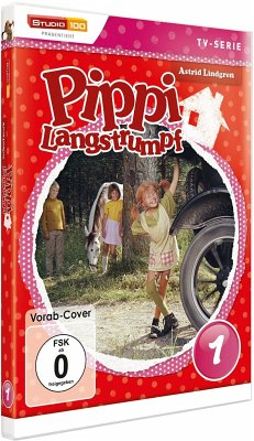 Pippi Langstrumpf - TV-Serie, DVD 1