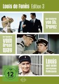 Louis de Funes - Edition 3 DVD-Box