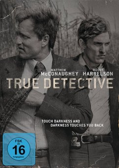 True Detective - Staffel 1 - 2 Disc DVD