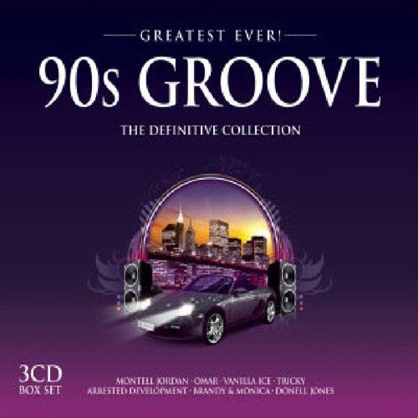 90s Groove Greatest Ever Auf Audio CD