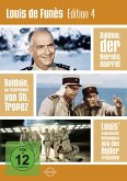 Louis de Funes - Edition 4 DVD-Box