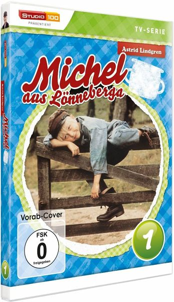 Astrid Lindgren: Michel aus Lönneberga - TV-Serie, DVD 1 ...