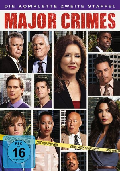 Major Crimes Stream Deutsch