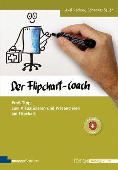 Der Flipchart-Coach - Rachow, Axel; Sauer, Johannes