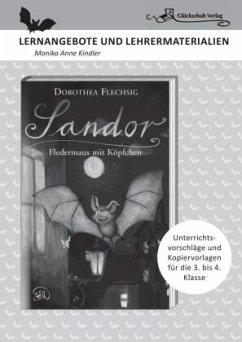Dorothea Flechsig: Sandor - Fledermaus mit Köpfchen. LERNANGEBOTE UND LEHRERMATERIALIEN