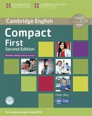 Compact First. Student's Book without answers with CD-ROM. 2nd Edition