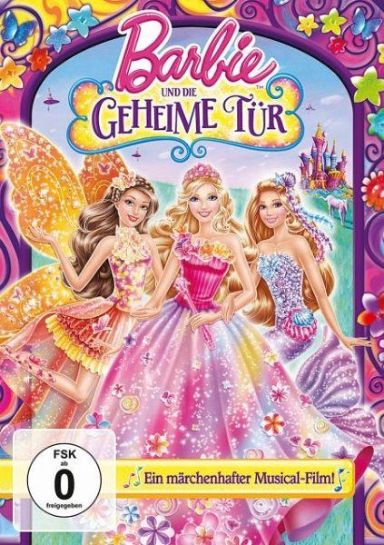 Barbie In Die Geheime Tür