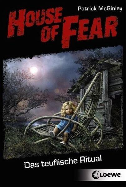 Buch-Reihe House of Fear von Patrick McGinley