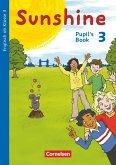 Sunshine 3. Schuljahr. Pupil's Book