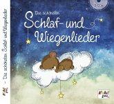 Die schönsten Schlaf- und Wiegenlieder 2CDs; ., 2 Audio-CD