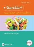 Startklar! Gesamtband. Hauswirtschaft und Verbraucherbildung. Schülerbuch