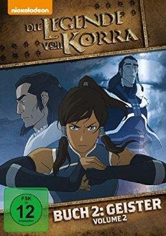 Die Legende von Korra, Buch 2: Geister, Volume 2 - Keine Informationen