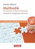 Teach the teacher: Methodik für Lehrende im Bereich Wirtschaft