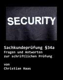 Sachkundeprüfung § 34a (eBook, ePUB)