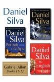 Daniel Silva's Gabriel Allon Collection, Books 11 - 13 (eBook, ePUB)