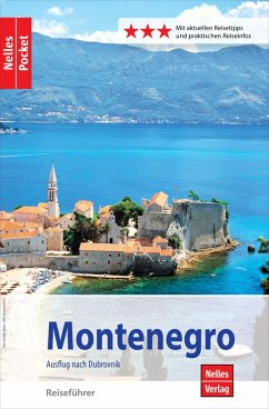 Nelles Pocket Reiseführer Montenegro (eBook, PDF)