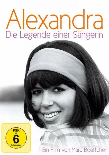 alexandra die legende einer s ngerin auf dvd portofrei bei b. Black Bedroom Furniture Sets. Home Design Ideas