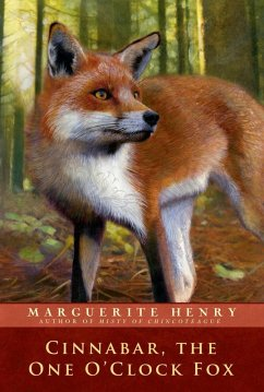 Cinnabar, the One OClock Fox
