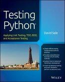 Testing Python (eBook, ePUB)