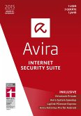 Avira Internet Security Suite 2015 (1 User/3 Geräte/1 Jahr)