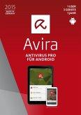 Avira AntiVirus Pro Mobile 2015 (1 User/3 Geräte/1 Jahr)