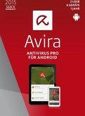 Avira AntiVirus Pro Mobile 2015 (2 User/6 Geräte/1 Jahr)