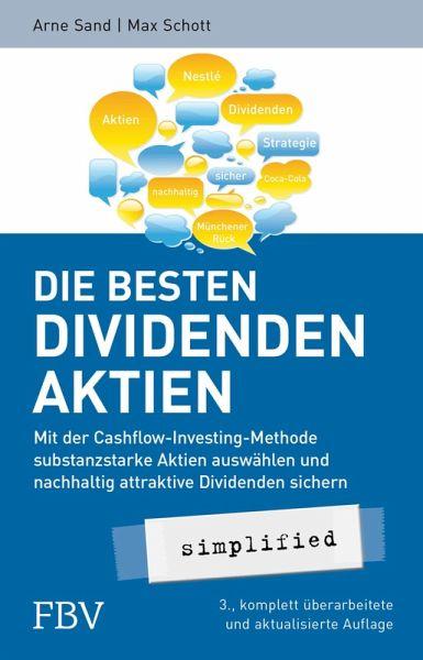 Die besten Dividenden-Aktien simplified (eBook, PDF) - Sand, Arne; Schott, Max