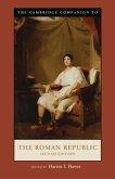Cambridge Companion to the Roman Republic (eBook, PDF)