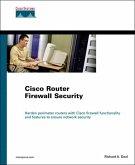 Cisco Router Firewall Security (eBook, ePUB)
