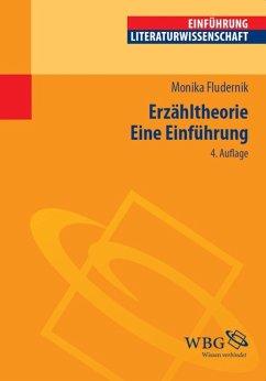 Erzähltheorie (eBook, ePUB) - Fludernik, Monika; Fludernik, Monika