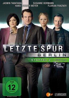 Letzte Spur Berlin - Staffel 2 (4 Discs)