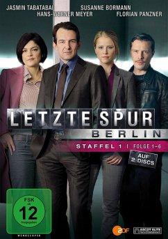 Letzte Spur Berlin - Staffel 1 (2 Discs)