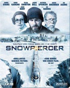Vorschaubild von Snowpiercer (Blu-ray + DVD, Steelbook)