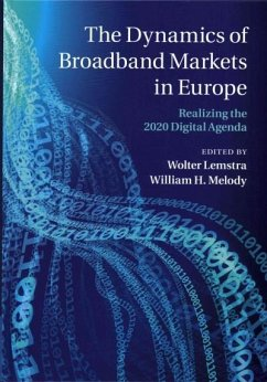 The Dynamics of Broadband Markets in Europe: Realizing the 2020 Digital Agenda