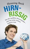 Hirnrissig (eBook, ePUB)