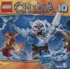 LEGO Legends of Chima Bd. 10 (1 Audio-CD)