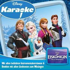Die Eiskönigin, Karaoke-Version, 1 Audio-CD